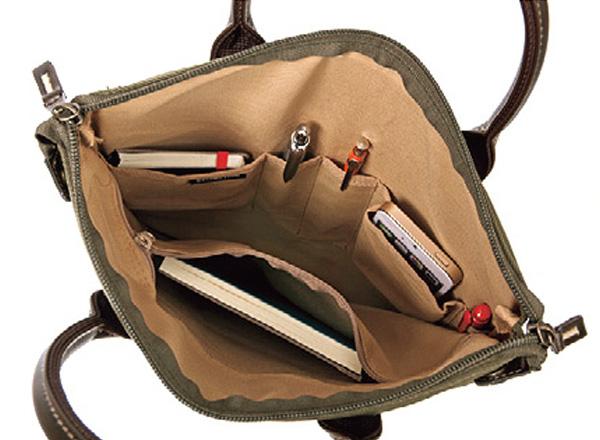 便利雑貨 メンズ ブロンプトン トートバッグ ハンドバッグ メンズ 26551 ブラック 国内正規