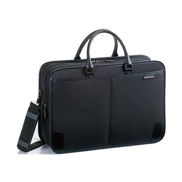 生活関連グッズ メンズ ジャーメインギア Y付兼用フチ巻き ビジネスバッグ メンズ 26574 ブラック