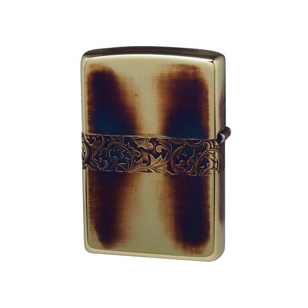 便利雑貨 メンズ ジッポ ZIPPO オイルライター クラシックアラベスク メンズ CLA-E ゴールド