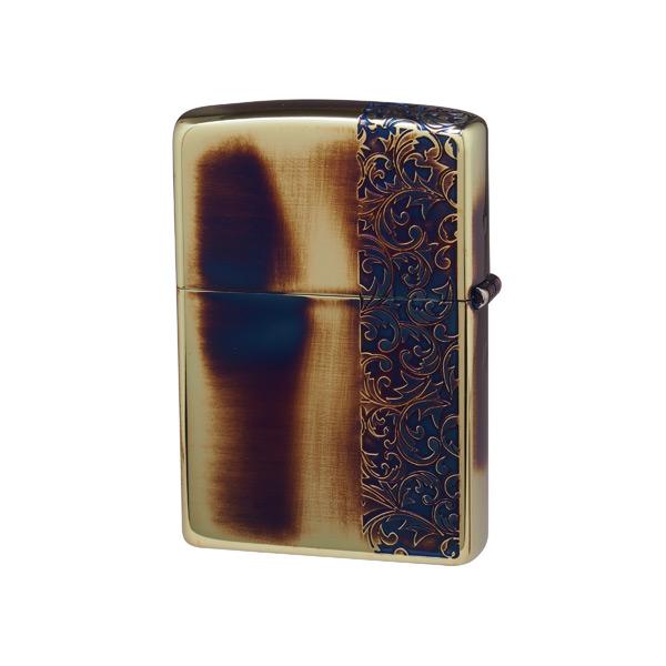 便利雑貨 メンズ ジッポ ZIPPO オイルライター クラシックアラベスク メンズ CLA-G ゴールド