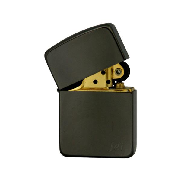 便利雑貨 ユニセックス ジッポ ZIPPO 1941 JET 2 オイルライター 4937928111531 ブラック