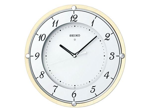 便利雑貨 セイコー SEIKO 電波時計 掛け時計 KX373A