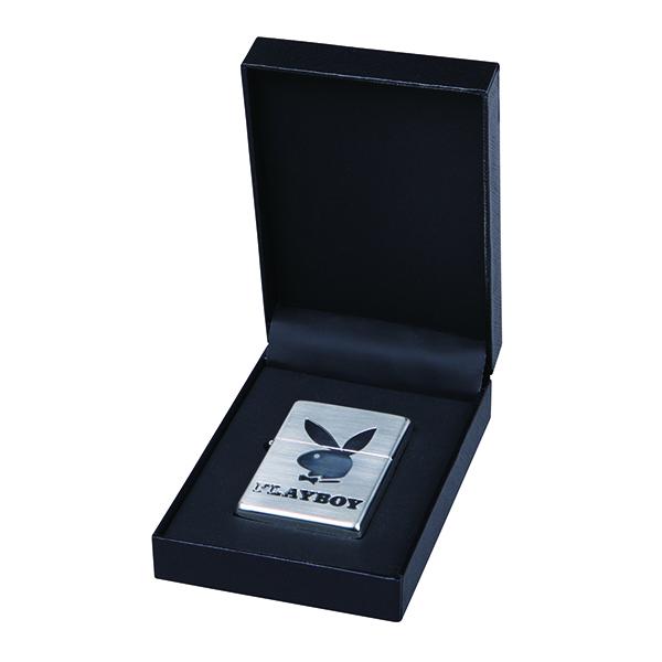 便利雑貨 プレイボーイ PLAYBOY ロゴ フレームライター MX-HX-T1-SILVER シルバー