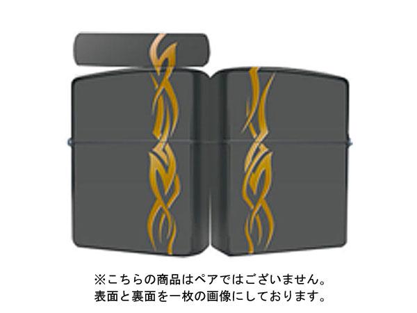 便利雑貨 ジッポ ZIPPO ライター TATTOO IN THE DARK NIGHT2 ナローフレイムNF-IBM
