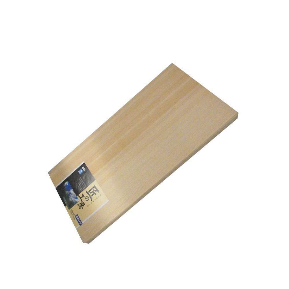 日用品 便利 ユニーク 市原木工所 日本製 匠の工房 業務用まな板(普通厚) 57×28.5×3cm 030623