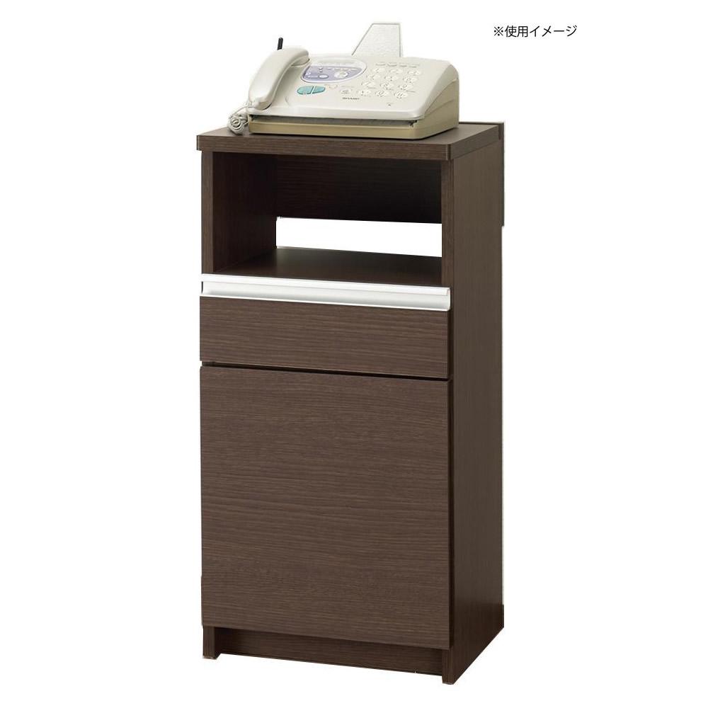 家具/収納 日本製 FAXカウンター 425×337×850mm レベッカオーク FXR-425