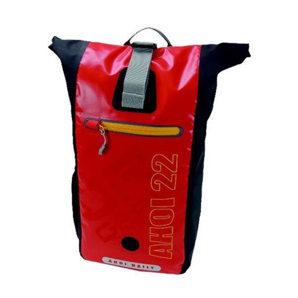 便利雑貨 JR GEAR(ジェイアール ギア) Ahoi Backpack アウトドア用バックパック 容量22L ♯AHY022 SkyBlue(64)