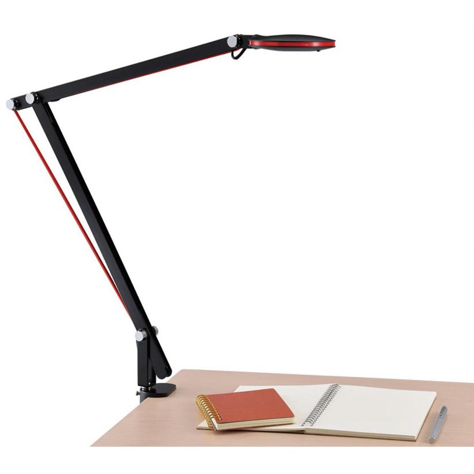 便利雑貨 オーム電機 OHM LEDクランプライト AS-LN51AH-K