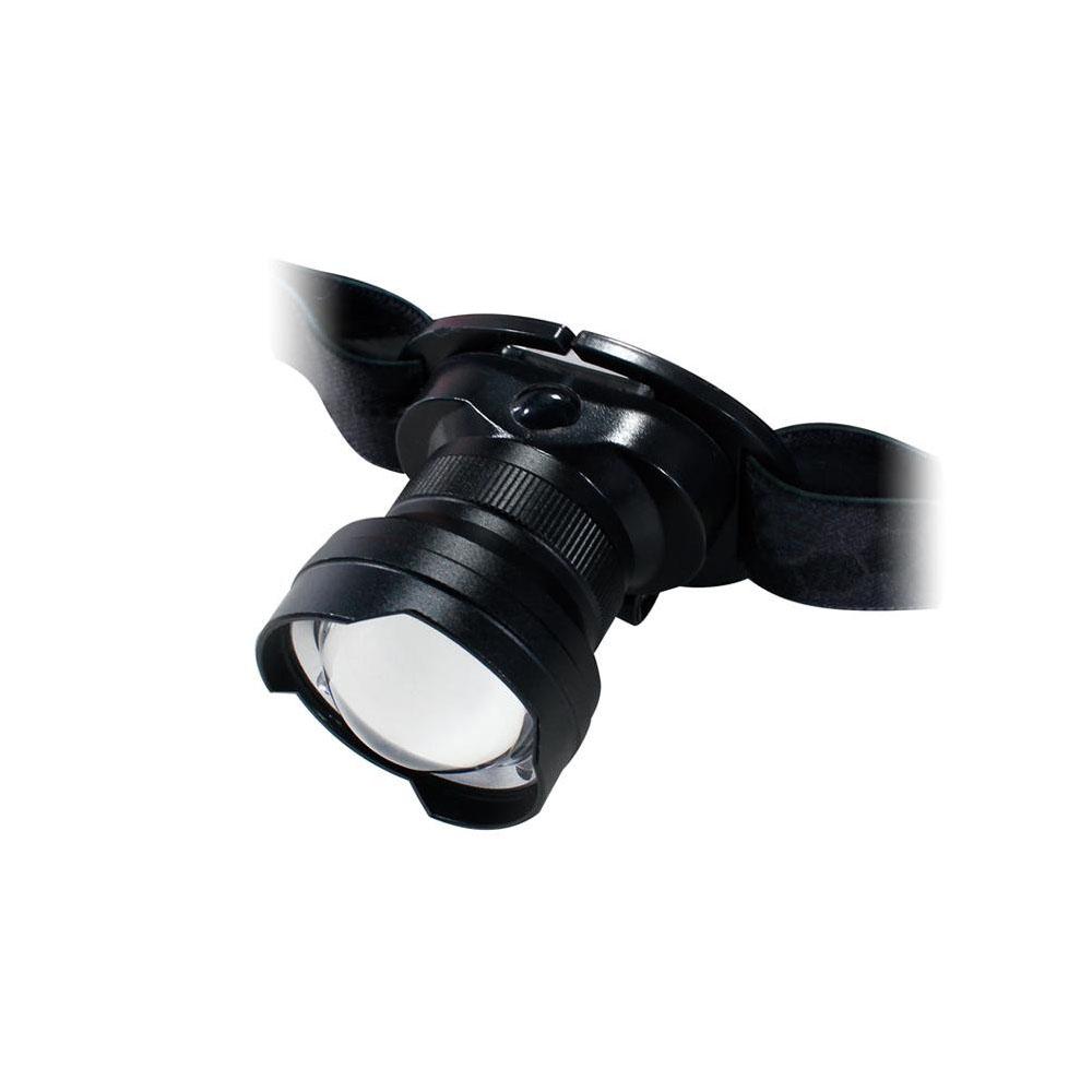 便利雑貨 Beruf BHL-L05RB LED フォーカスコントロールヘッドライト 250LM 充電式