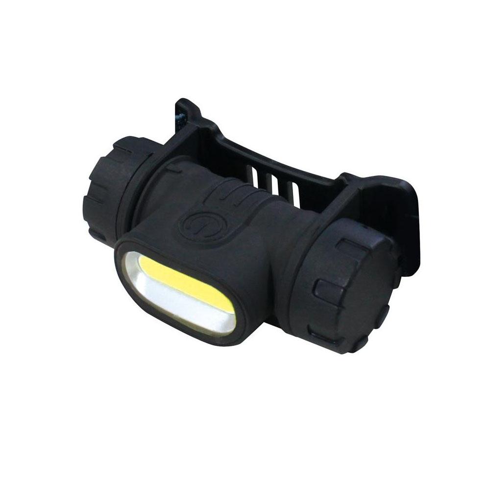 生活雑貨 BHL-C03R COB ワイドアングルヘッドライト 150LM 充電式