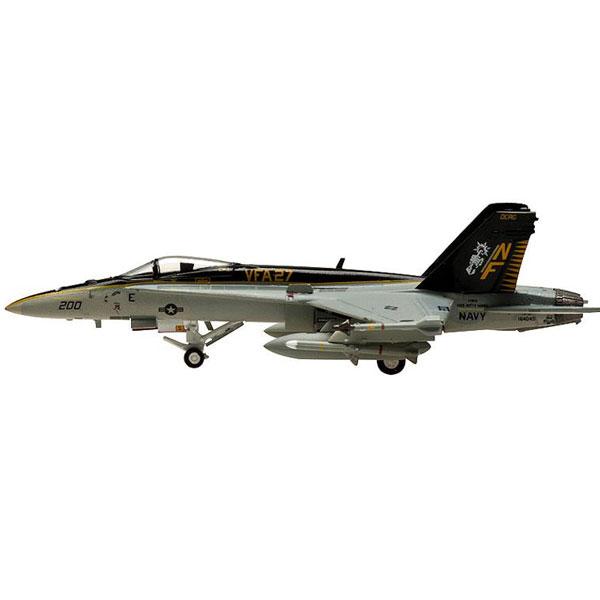 流行 生活 雑貨 M-SERIES/エムシリーズ F/A-18C ホーネット 米海軍 VFA-27 CA 1/200スケール HO7891