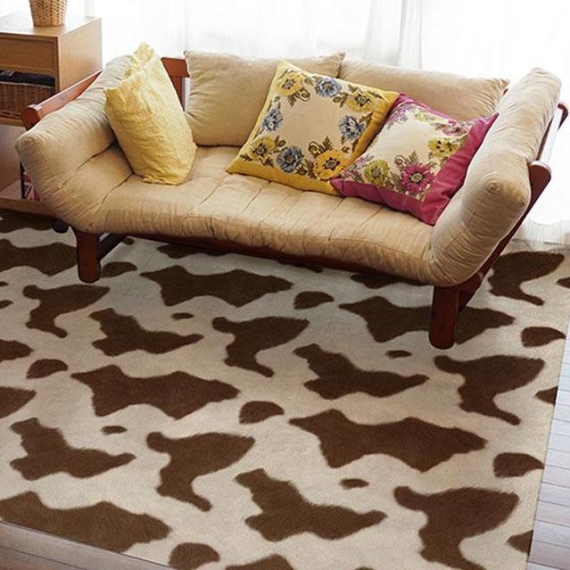 流行 生活 雑貨 貼ってはがせる!床用 リノベシート ロール物(一反) 牛皮 90cm幅×20m巻 Br(ブラウン) REN-11R