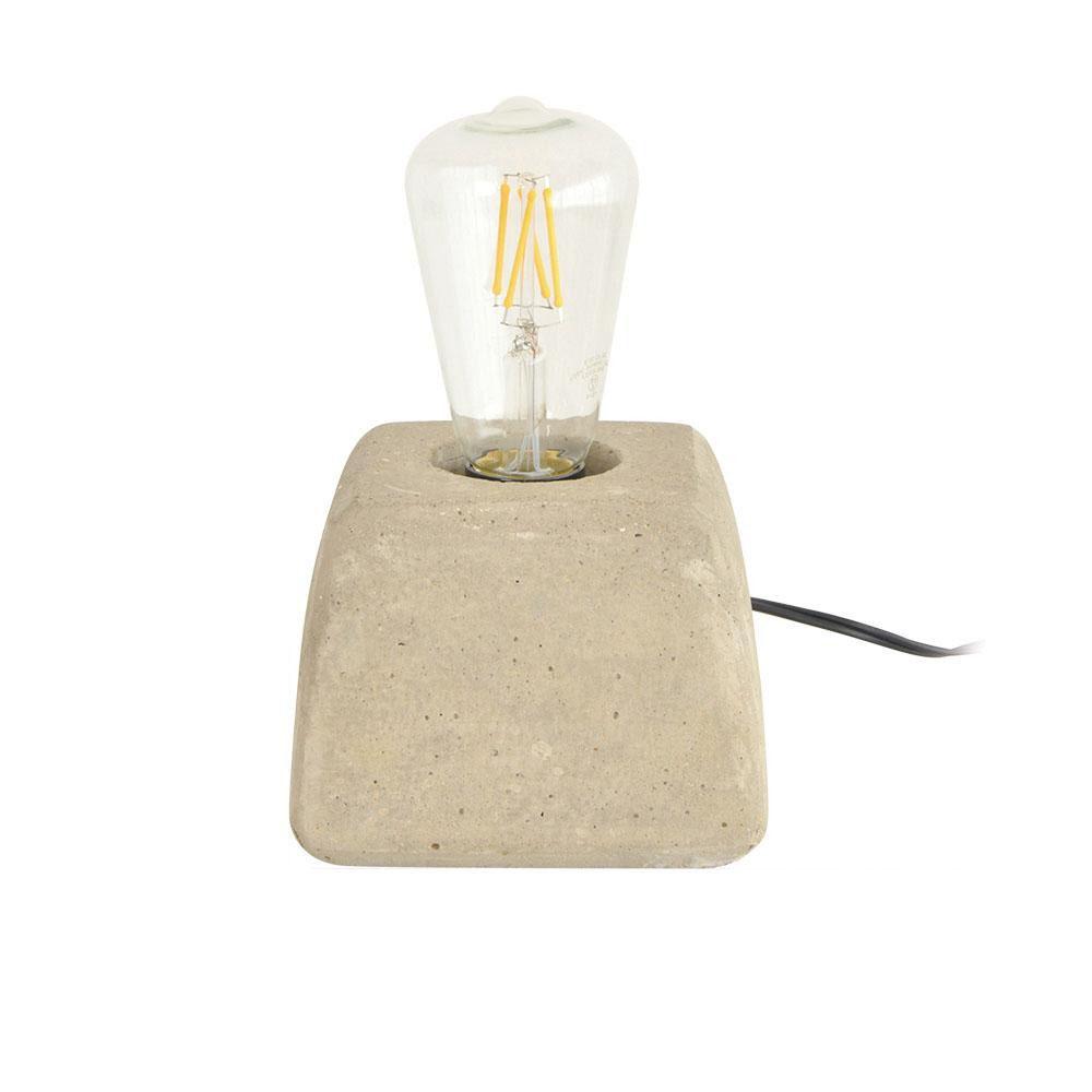 便利雑貨 CONCE1 コンセ1 テーブルライト LEDレトロエジソン球付き LC10921
