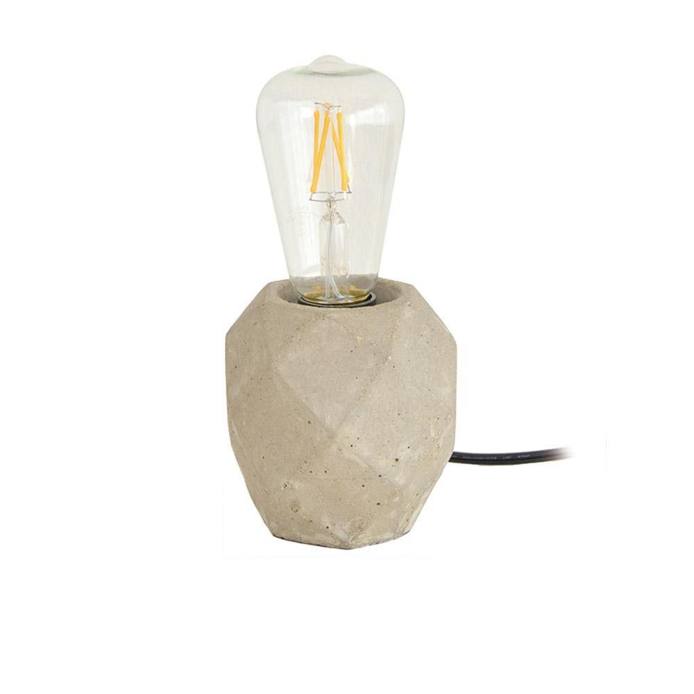 便利雑貨 CONCE2 コンセ2 テーブルライト LEDレトロエジソン球付き LC10922