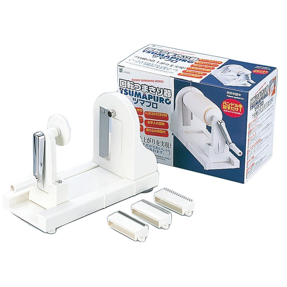 便利雑貨 回転つまきり器 ツマプロ VS-801