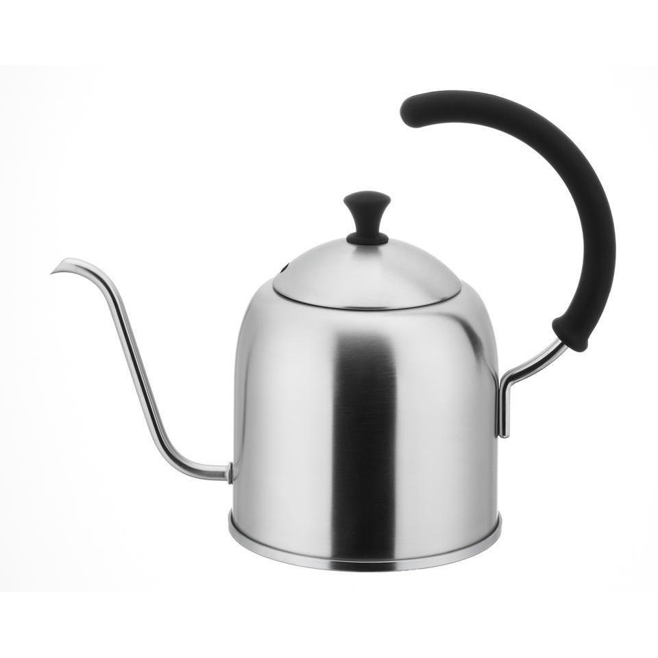 便利雑貨 Miyacoffee Miyacoffee ドリップケトル1.2L 0675069 MCO-4・艶消し 0675069, ヤマエムラ:d7641960 --- jphupkens.be