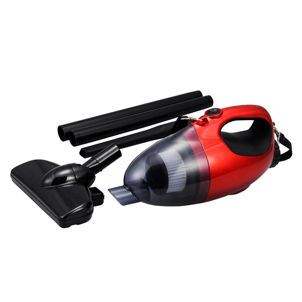 お役立ちグッズ ブロワ―付きACハンディクリーナー(電気掃除機) SOJ-HB02-R