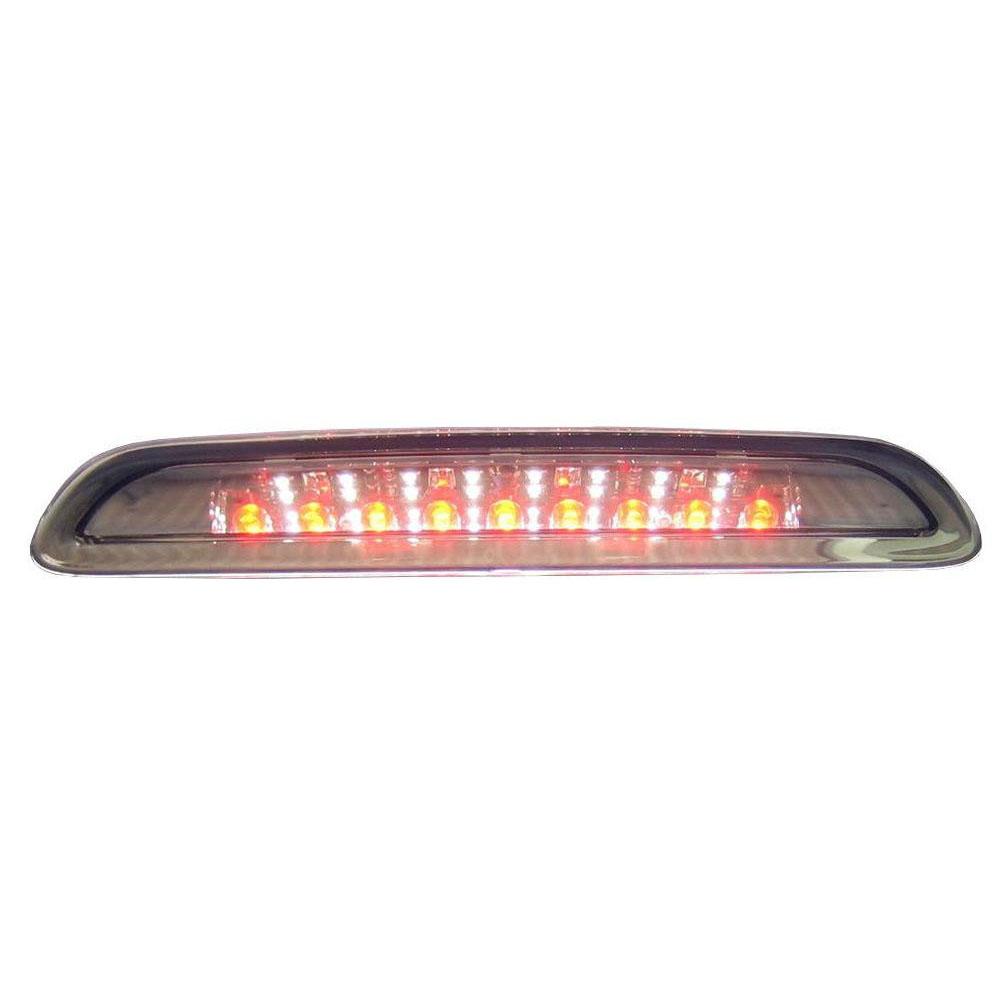 生活日用品 SoulMates 200系ハイエース(1・2・3型前期用) LEDハイマウントストップランプ ブラックホールバージョン WHITE GTA-003