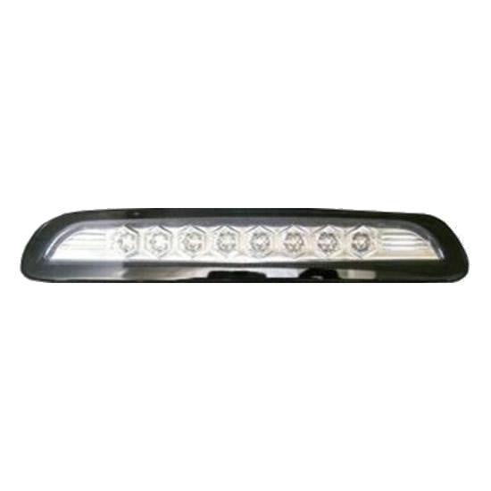 便利雑貨 200系ハイエース 1・2・3型前期用 LEDハイマウントストップランプ クリア GT-179