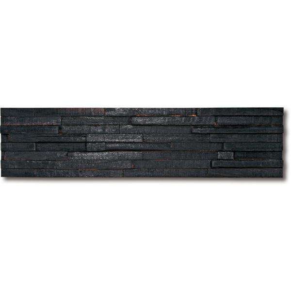 便利雑貨 プラデック ウッド クラフト ロング(バーンドウッド) PL-13523
