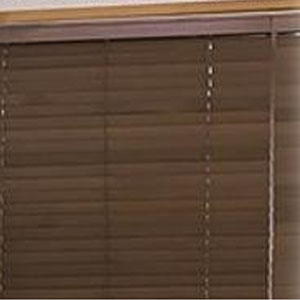 ウッドブラインド 幅60cm×高さ130cm 右操作 バランス付き チルトポール50cm ウォールナット・TW-4515人気 お得な送料無料 おすすめ 流行 生活 雑貨