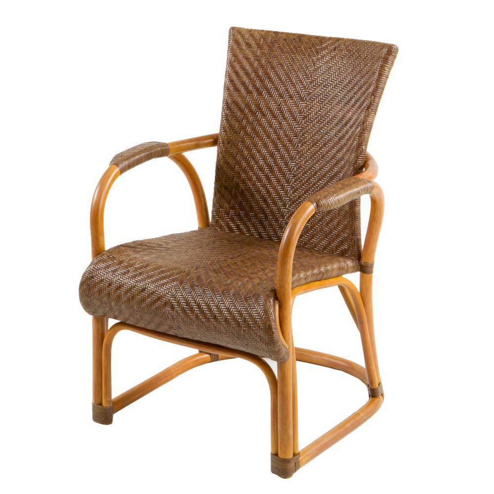 座椅子 イス チェア インテリア 寝具 収納 関連 座っている時間が幸せに包まれる籐のアームチェア 返品送料無料 ラタン 送料無料 商品 父の日 日本全国 送料無料 アームチェア 日用雑貨 約60×64×80cm BNS6009人気