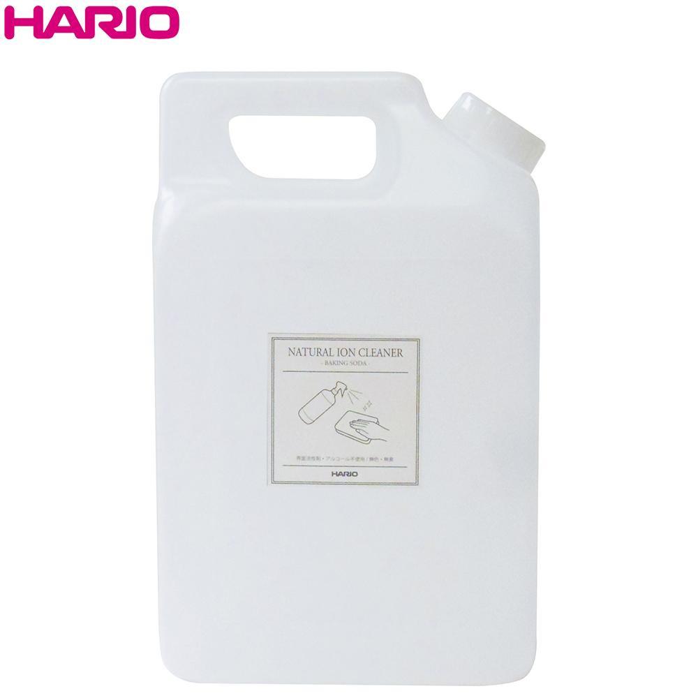 便利雑貨 ナチュラルイオンクリーナー 詰め替え用 4L ION-4000-ZK