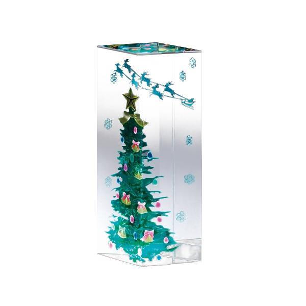 便利雑貨 クリスタルファンタジー クリスマスツリー CF-I-X2