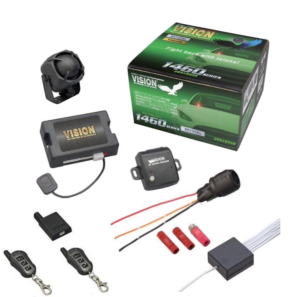 日用品 便利 ユニーク 盗難発生警報装置 ハイグレード・スマートセキュリティ SPパック リモコン2セット (1460B+UPS-33+DSS-6+TR365D)