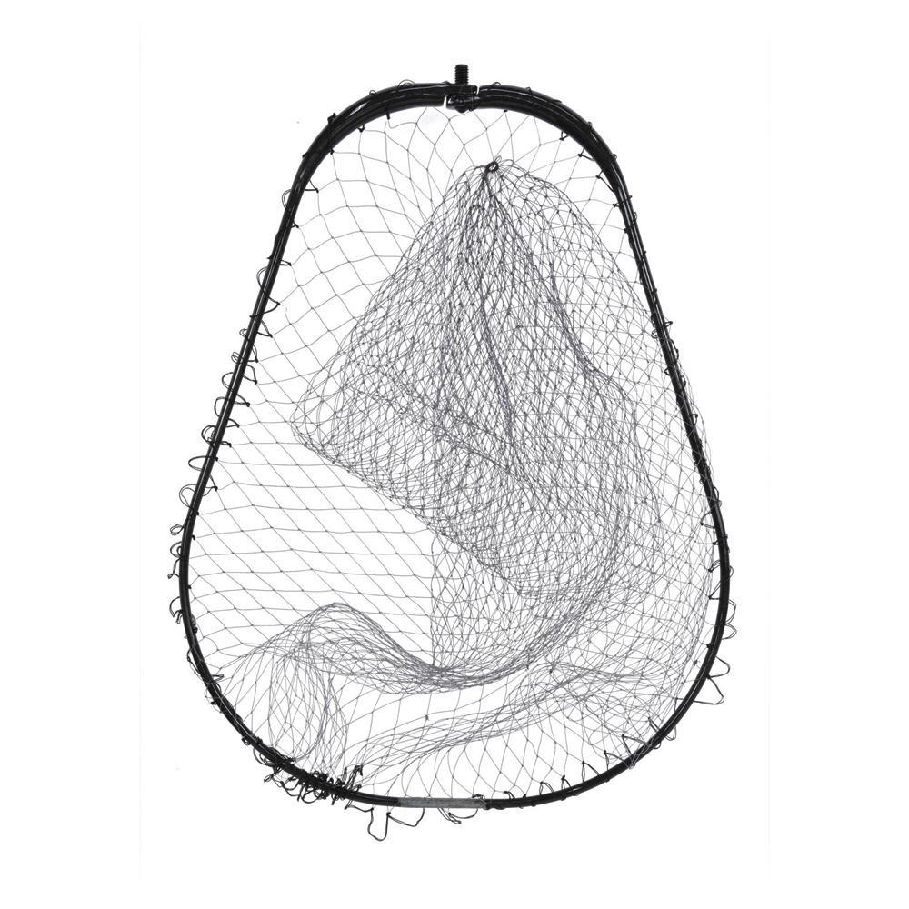 生活 雑貨 通販 カーボンフレーム「オーバル」 L 網付 MR-280