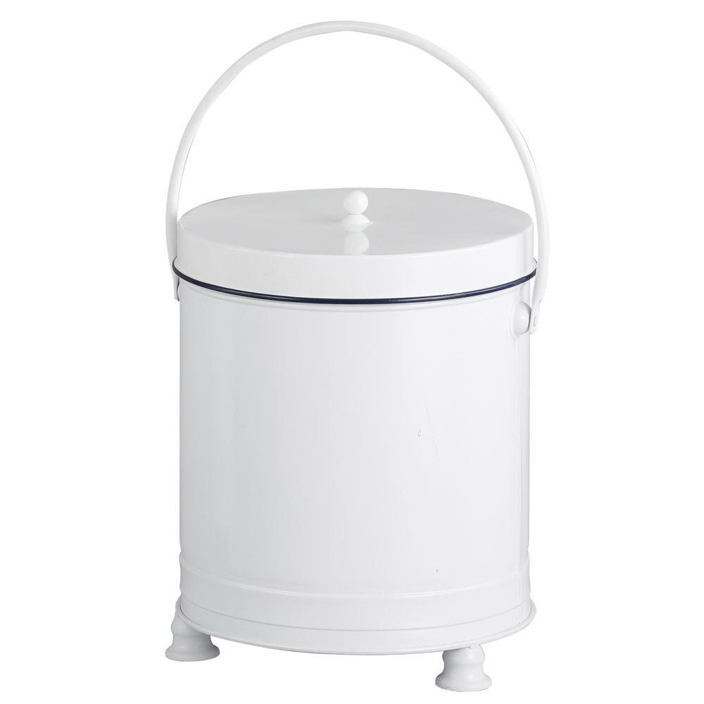 流行 生活 雑貨 ロピタル・リッドボックス・L AI-004-WH