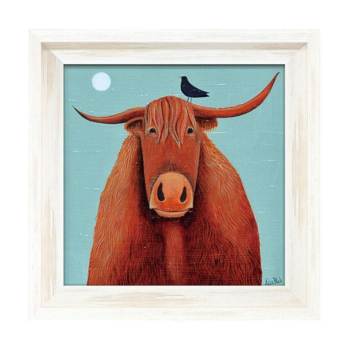 アートフレーム アリサ ブラック「ブルーン クー」 AB-07511おすすめ 送料無料 誕生日 便利雑貨 日用品