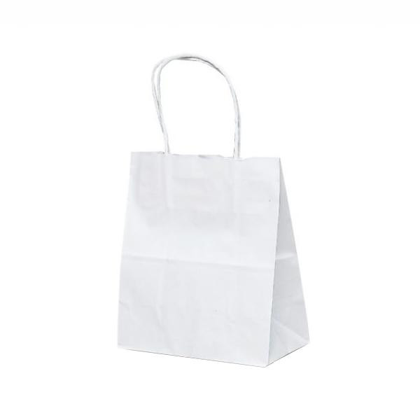 T-1 自動紐手提袋 紙袋 紙丸紐タイプ 180×100×210mm 200枚 白無地 1117人気 お得な送料無料 おすすめ 流行 生活 雑貨