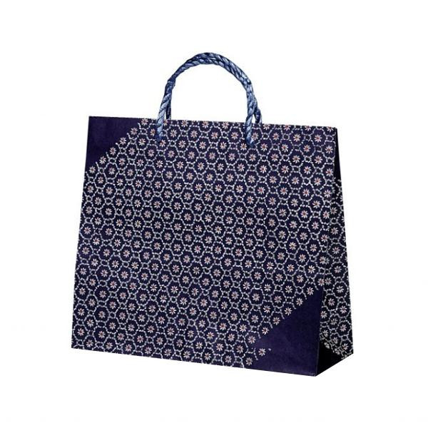 T-6 自動紐手提袋 紙袋 PP紐タイプ 320×110×275mm 200枚 花車 1613人気 お得な送料無料 おすすめ 流行 生活 雑貨