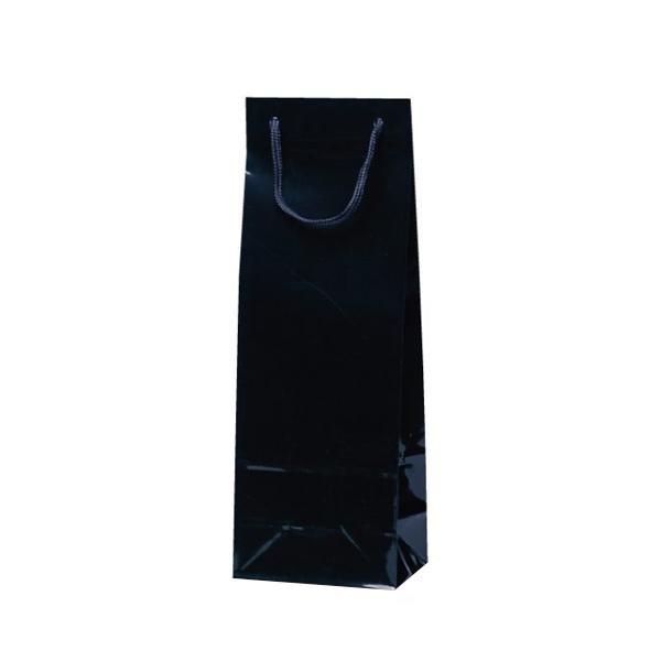 スリムバッグ 手提袋 130×90×360mm 100枚 ブラック 5934人気 お得な送料無料 おすすめ 流行 生活 雑貨