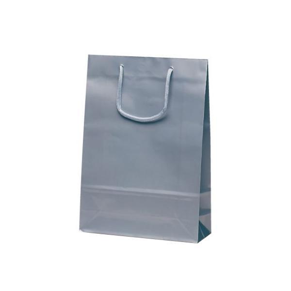 ナイスバッグ 手提袋 225×80×320mm 50枚 シルバー 1152お得 な全国一律 送料無料 日用品 便利 ユニーク
