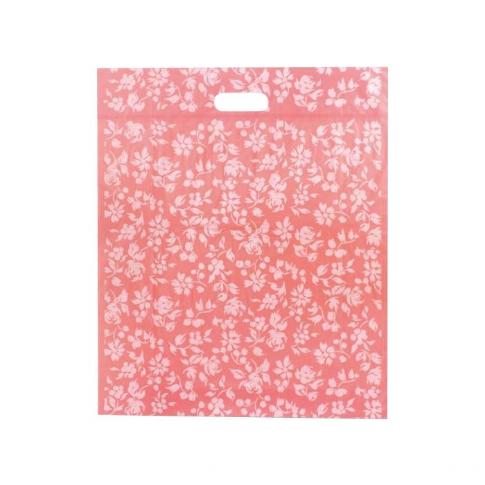 ポリバッグ カレン(ピンク) 400×80×480mm 500枚 大 4218人気 お得な送料無料 おすすめ 流行 生活 雑貨