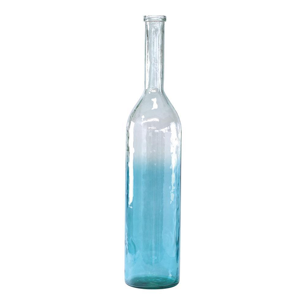 VALENCIA リサイクルガラスフラワーベース ONCE スカイブルー VGGN1110SK人気 お得な送料無料 おすすめ 流行 生活 雑貨