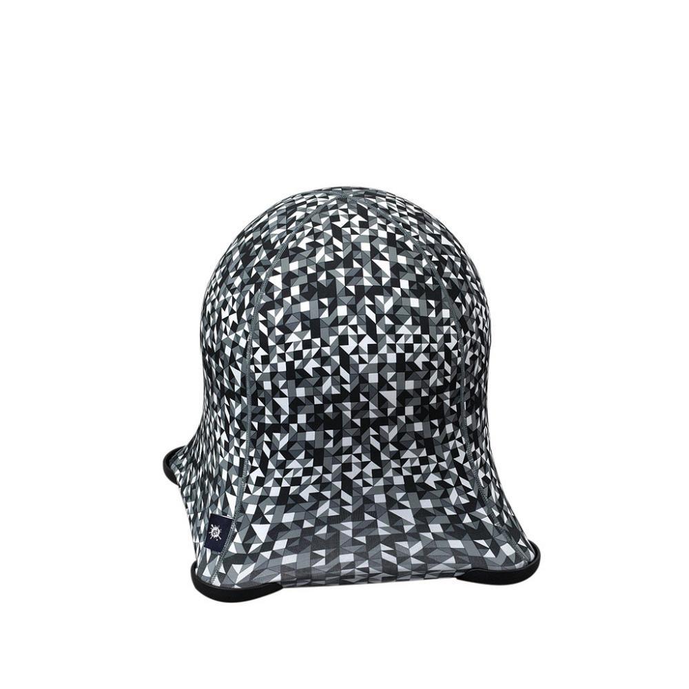 流行 生活 雑貨 ジェリーフィッシュチェア モザイク グレー×ブラック ジュニア WKC104SGB