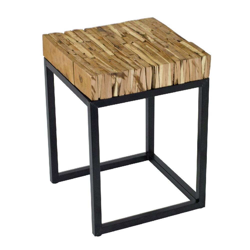 日用品 便利 ユニーク FESTA HOME パーケットテーブル スクエア Lサイズ SFFL1804