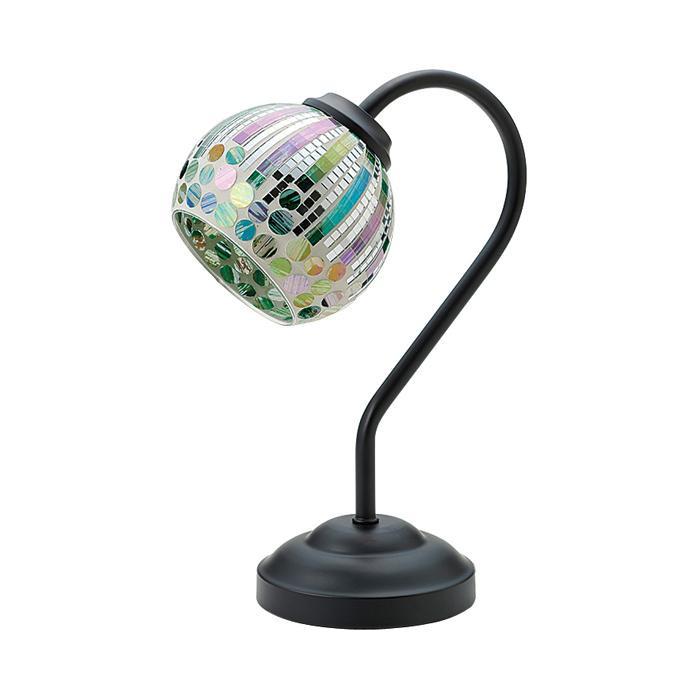 モザイクタッチセンサーランプ アイナ グリーン 21339おすすめ 送料無料 誕生日 便利雑貨 日用品