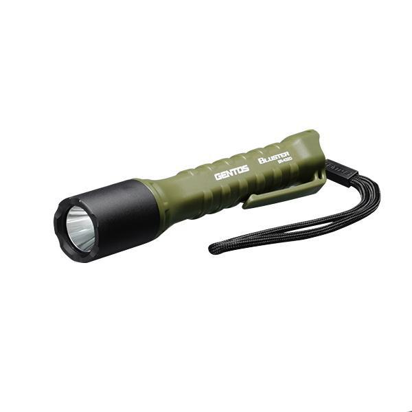 流行 生活 雑貨 BLUSTERシリーズ LEDフラッシュライト BR-432D