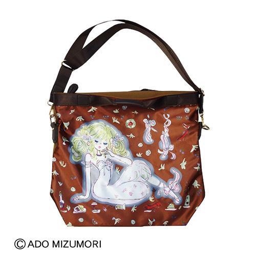アディーフ スカーフ親子BAG(バッグ&ポーチセット) ブラウン AD-3909人気 お得な送料無料 おすすめ 流行 生活 雑貨