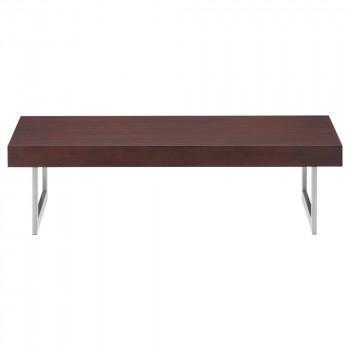 リビングテーブル DBR(ダークブラウン) LT-50人気 お得な送料無料 おすすめ 流行 生活 雑貨
