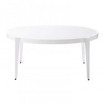 リビングテーブル WH(ホワイト) LT-80人気 お得な送料無料 おすすめ 流行 生活 雑貨