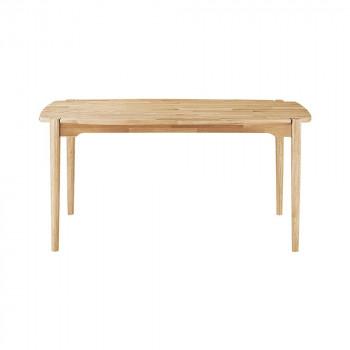 ダイニングテーブル OAK(ホワイトオーク) DT-11-N150人気 お得な送料無料 おすすめ 流行 生活 雑貨