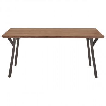 ダイニングテーブル WNT(ウォールナット) DT-22-W160人気 お得な送料無料 おすすめ 流行 生活 雑貨