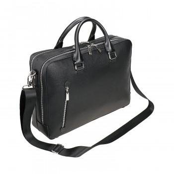 ビジネスに最適なバッグ Busitool グラーツブリーフダブル ブラック 新作販売 年間定番 22-5348-10人気 日用雑貨 父の日 商品 送料無料
