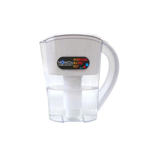 日用品 便利 ユニーク 浄水機能搭載 水素水生成ポット NOMOU(ノ・モ・ウ)