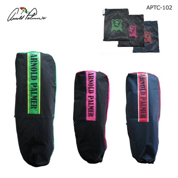 便利雑貨 ARNOLD PALMER (アーノルド パーマー) キャディバッグ用 トラベルカバー APTC-102 ネイビー&レッド